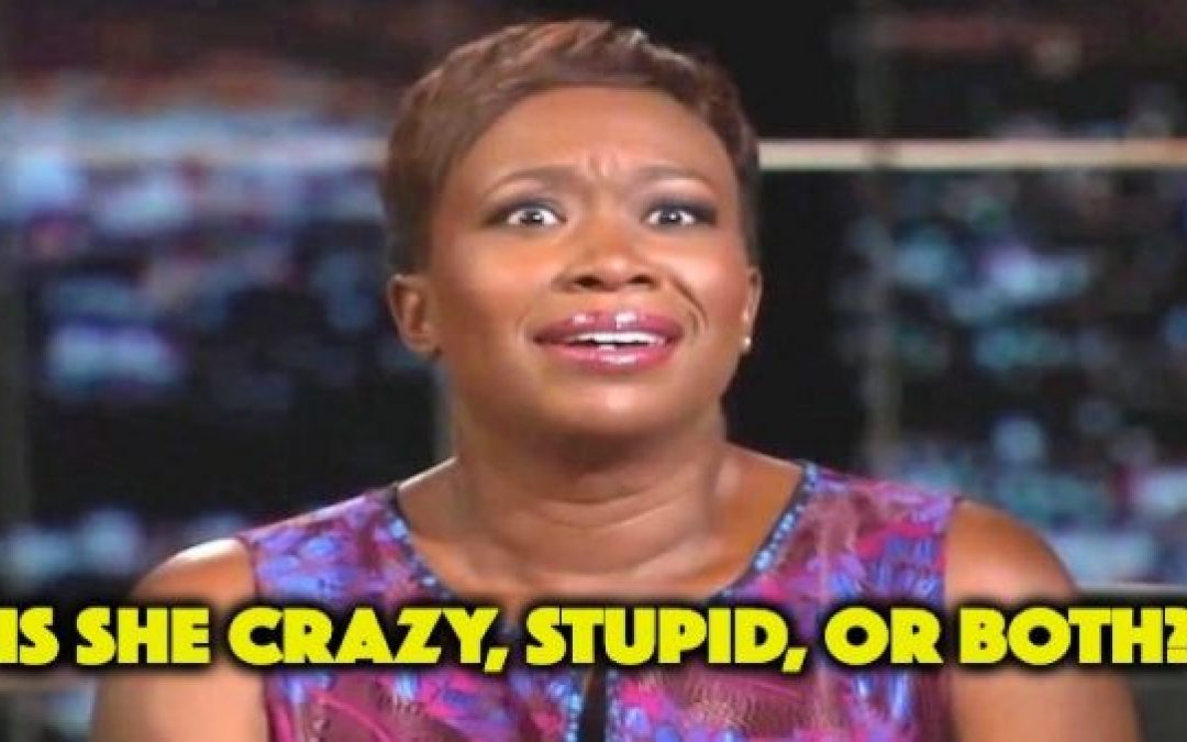 MSNBC Nutjob Joy Reid Falsely Claims Trump Might Use Virus To Reign As Monarch (Video)