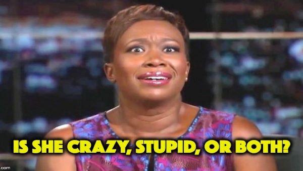 MSNBC nutjob Joy Reid