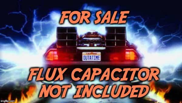 bringing back the DeLorean