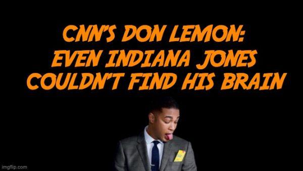 Don Lemon freaks out