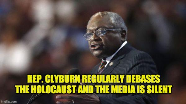 Rep. Clyburn Holocaust