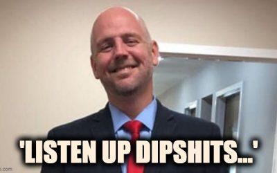 Kentucky Mayor Gabe Brown Slams Citizens Not Staying Indoors, 'Listen Up Dipshits'