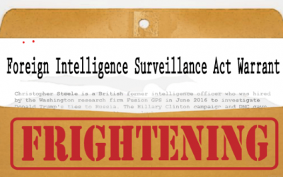 I.G. Horowitz Finds FBI FISA Warrants Regularly Missing Supporting Evidence