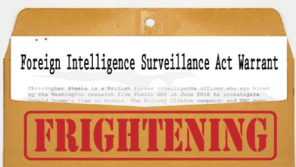 FBI FISA Warrants