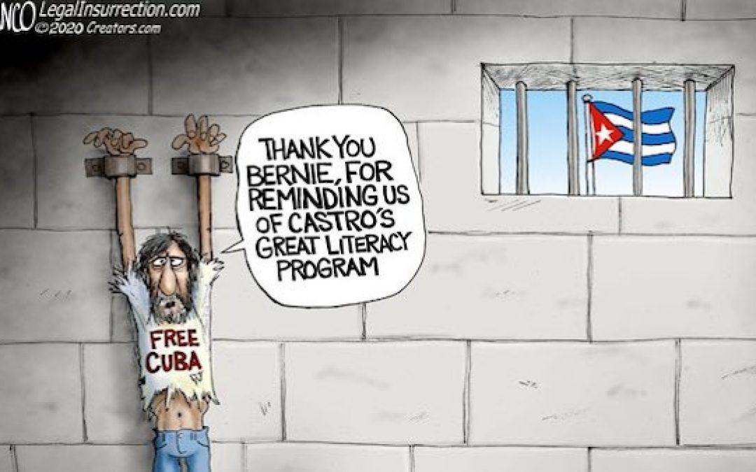 WATCH: Ted Cruz And His Cuban Aunt BLAST Bernie Sanders' Cuba Love