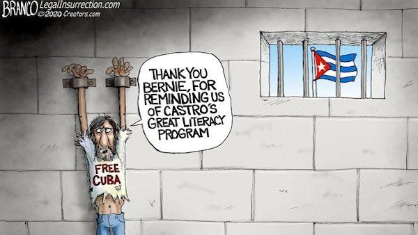 Bernie Sanders' Cuba Love