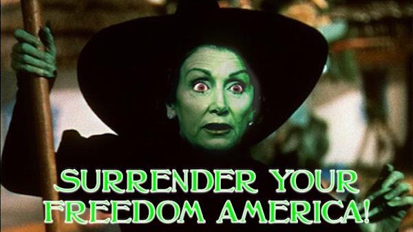 Pelosi says Trump dangerous