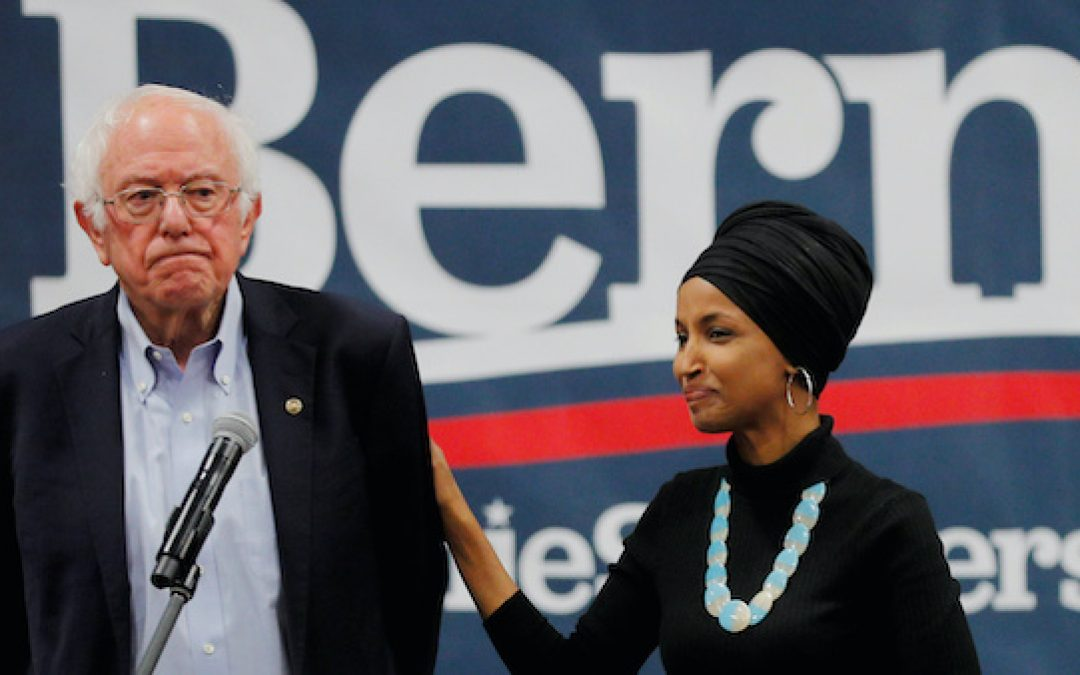 Bernie Campaign Welcomes Group Wanting to 'Abolish Prisons,' Promotes Terrorism