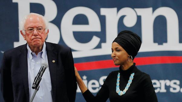 Bernie campaign