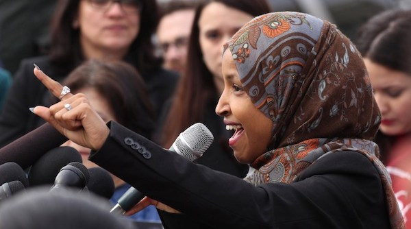 Ilhan Omar racist