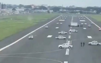 WuhanVirus Standoff At  Guayaquil Airport Sparks International Incident (Videos)