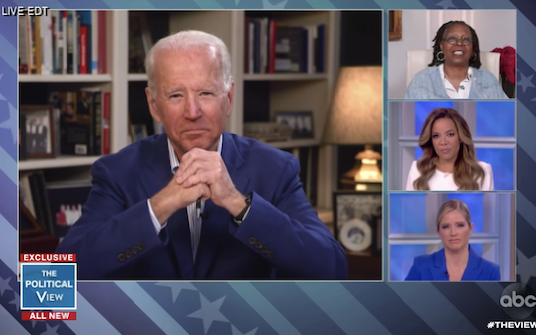 Joe Biden On The View: His Dementia is Becoming More Obvious Every Day