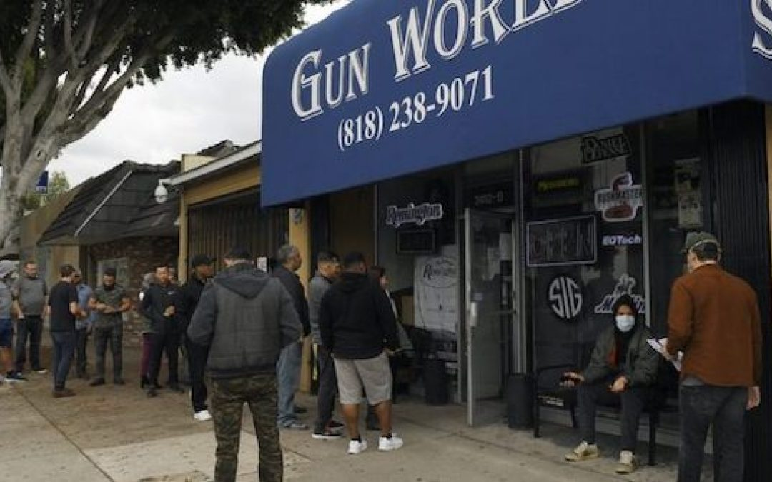 Colorado Gun Sales Up 100% in One Week