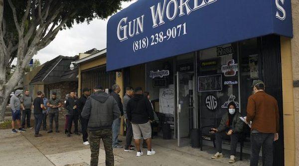 Colorado gun sales