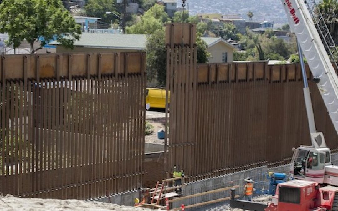 Report: Trump's Border Wall Blocking 90% of Illegal Crossings