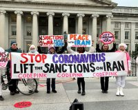 J Street Condemned For Moral-Blindness On Iran And Coronavirus