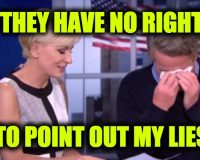 Joe Scarborough Lies About Trump, Then Whines When His Lies Are Attacked