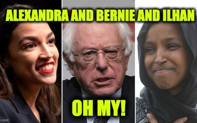 Bernie, AOC and Omar Calling For Sanctions to Be Lifted On Iran During Coronavirus Crisis