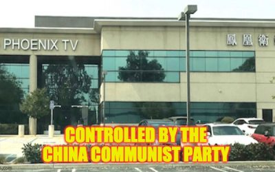 Phoenix TV Communist China