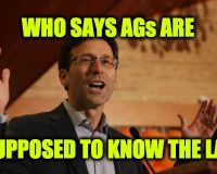 WA State AG Bob Ferguson Used COVID-19 Fear And Trump Hate As Campaign Fundraiser