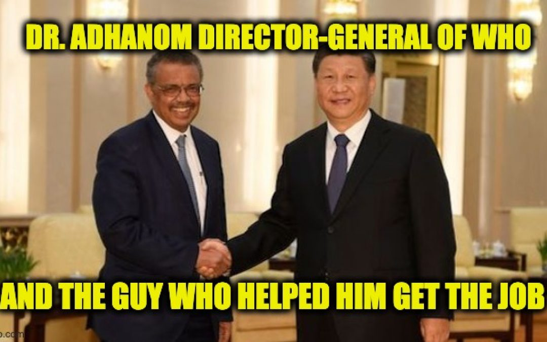 5 Disturbing Facts About Dr. Tedros Adhanom, Director-General Of World Health Organization