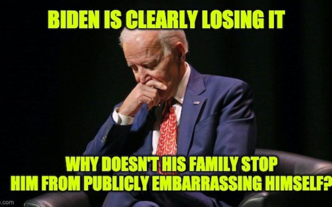 Biden's Dementia On Display During CNN Interview