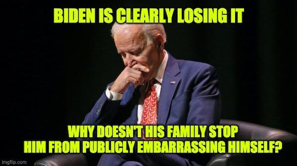 Biden's Dementia