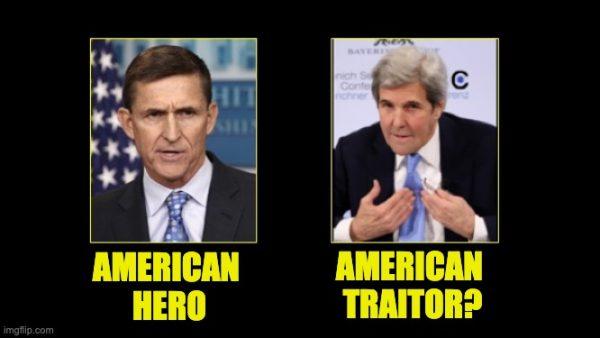Kerry Violated Logan Act