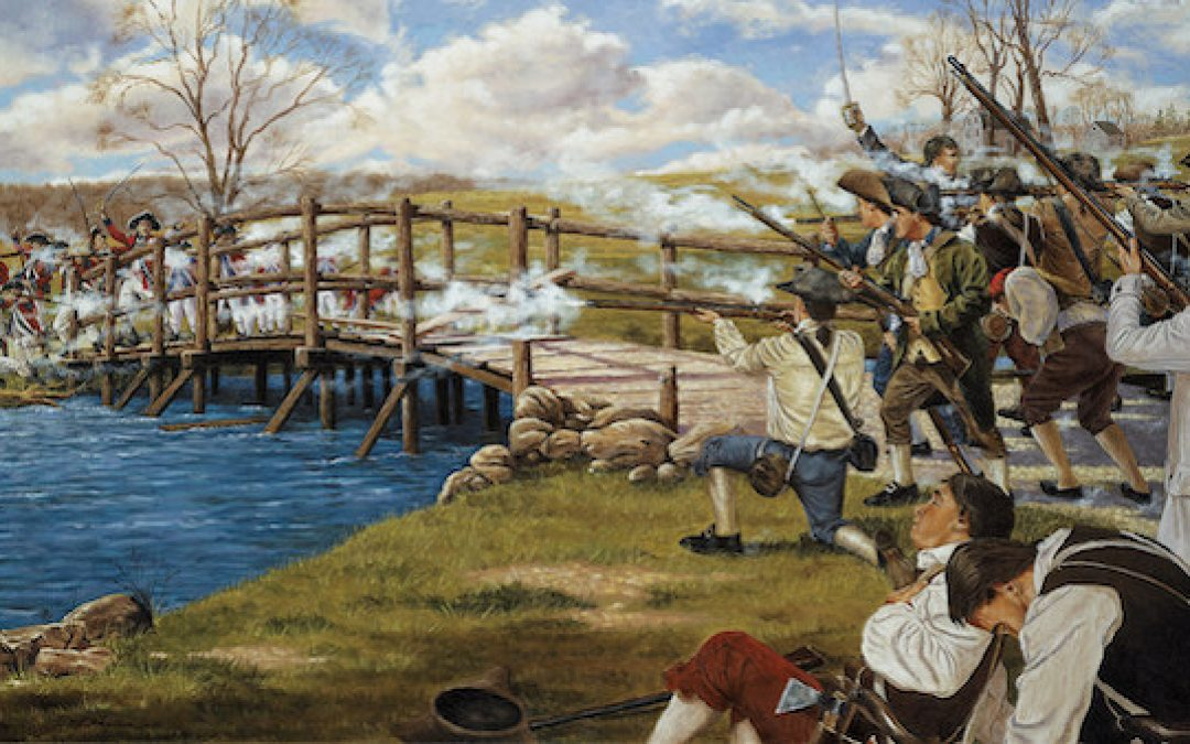 April 19th 1775, The Day The American Revolution Began