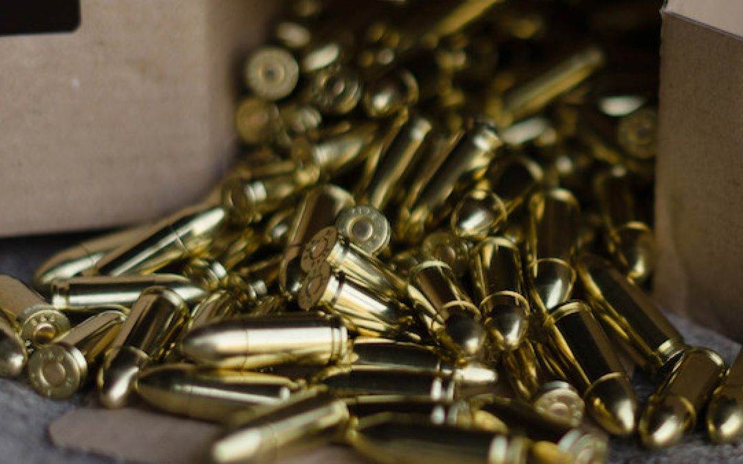 California Judge Smacks Down State Law Requiring Background Checks on Ammo