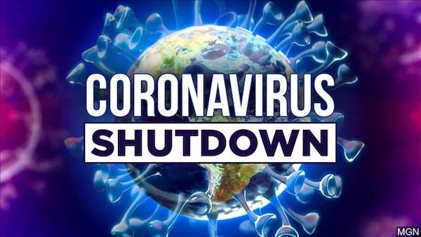 Coronavirus Shutdown