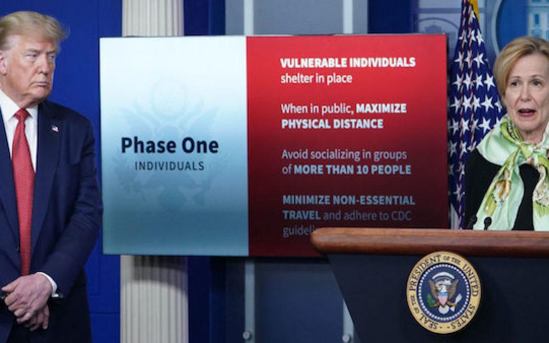 The Coronavirus Crisis So Far: Six Interim Lessons