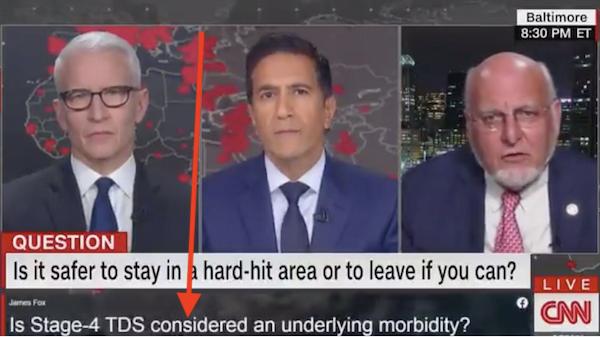 TDS CNN