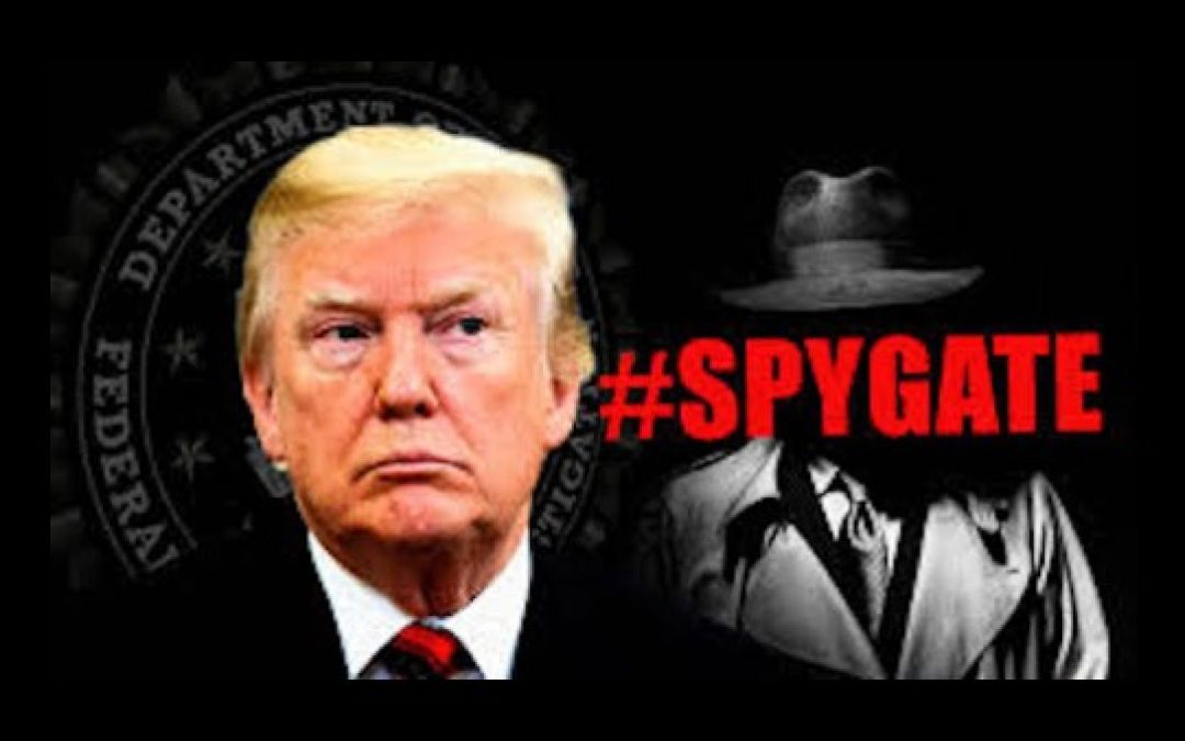 Spygate And The Removal Of The 'Stimulus' Oversight IG