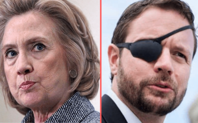 Crenshaw eviscerated Hillary Clinton