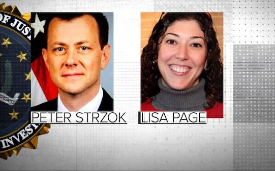 More Strzok-Page Texts: FBI Knew Immediately Of Kislyak-Flynn Phone Calls