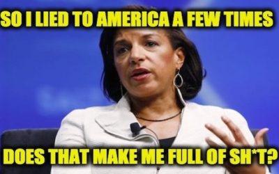 Susan Rice lies