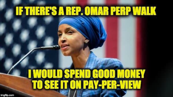 campaign fraud Ilhan Omar