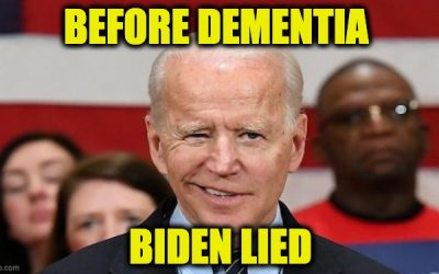 Biden Said He Had 3 Degrees & Was Top of His Class: And Modern Lies