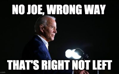 Biden's Hard Turn To The Left Fails To Attract Young Voters