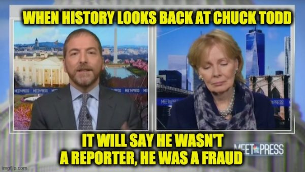 Chuck Todd deceptively edits