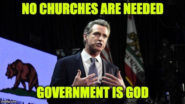 California churches
