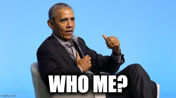 Obama knew
