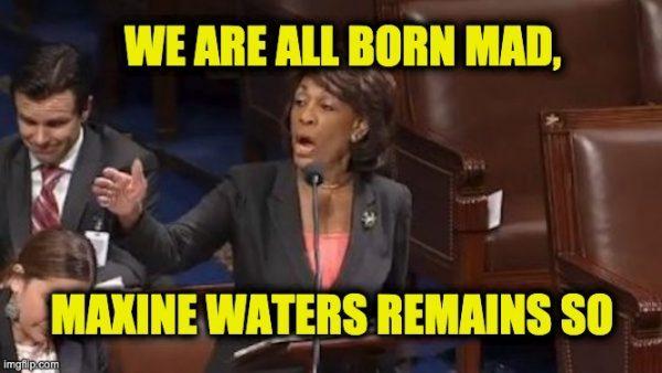 Mad Maxine Trump economy