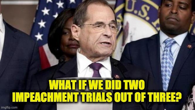 impeach Trump again