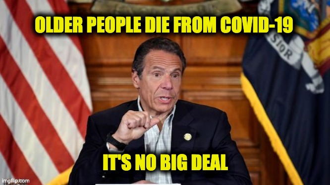 Cuomo Nursing Home deaths
