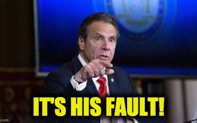 Now It's Trump's Fault? Gov. Cuomo Won't Accept Blame For His Nursing Home Corona Order