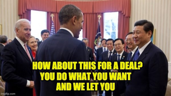 China Played Biden And Obama