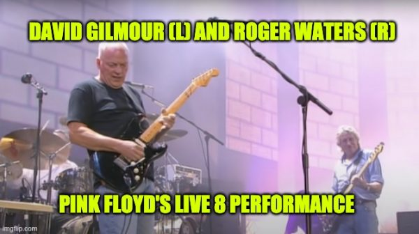 Roger Waters Banned