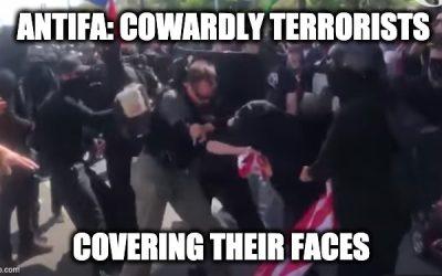 ANTIFA terrorist organization